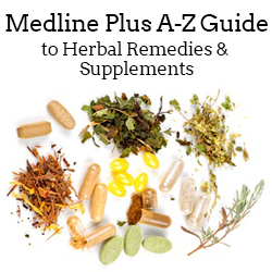 Medline Plus A-Z Guide